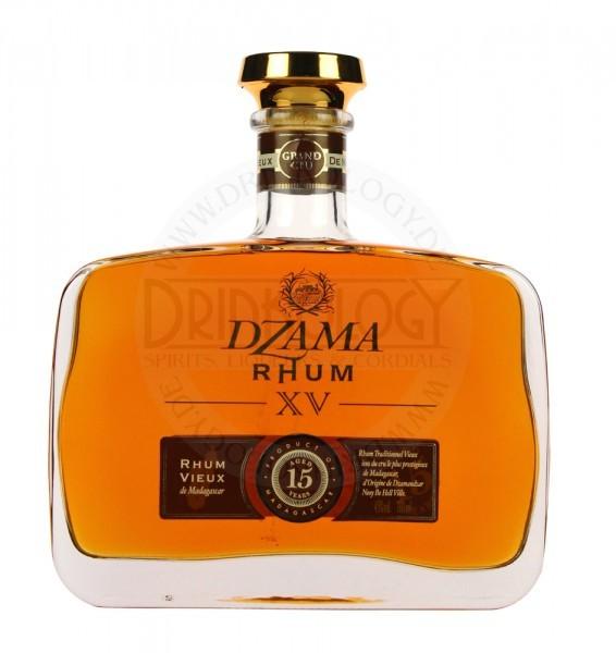 Dzama Rhum Vieux 15 Years Old