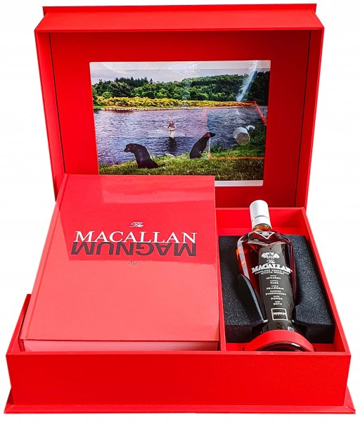 Macallan Masters of Photography Magnum Edition 0,7L 43,7%