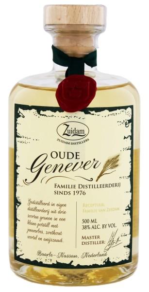 Zuidam Oude Genever 0,5L 38%