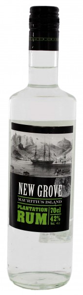 New Grove Plantation Rum 0,7L 42%