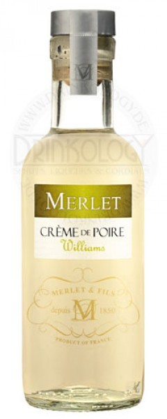 Merlet Creme de Poire William Liqueur 200ml