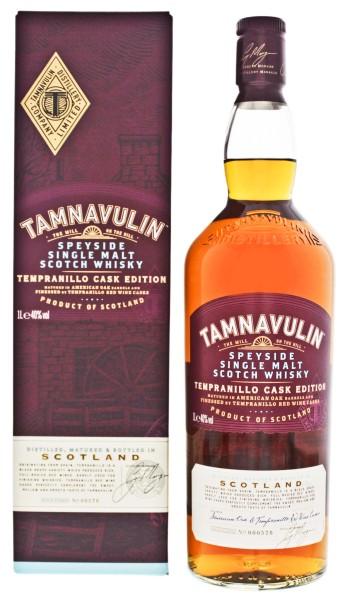 Tamnavulin Tempranillo Cask Edition Single Batch No 00576 Single Malt Whisky 1,0L