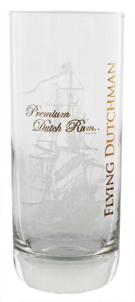 Zuidam Flying Dutchman Rum Glas