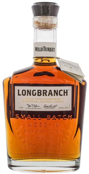Wild Turkey Longbranch 1,0L 43%