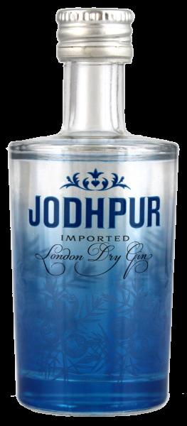 Jodhpur London Dry Gin Miniatur, 0,05 L, 43%