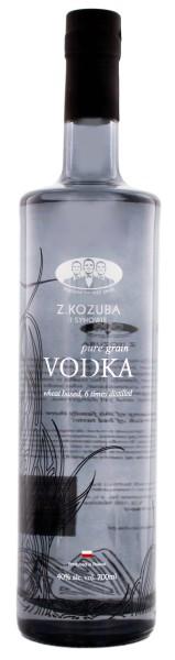 Kozuba Pure Grain Vodka
