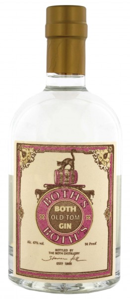 Both Old Tom Gin 0,7L 47%