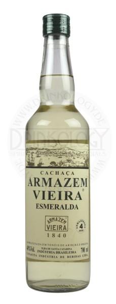 Armazem Vieira Esmeralda Cachaca 0,7L 40%