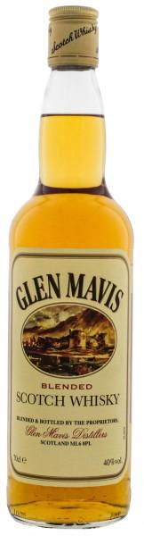 Glen Mavis Blended Whisky 0,7L 40%