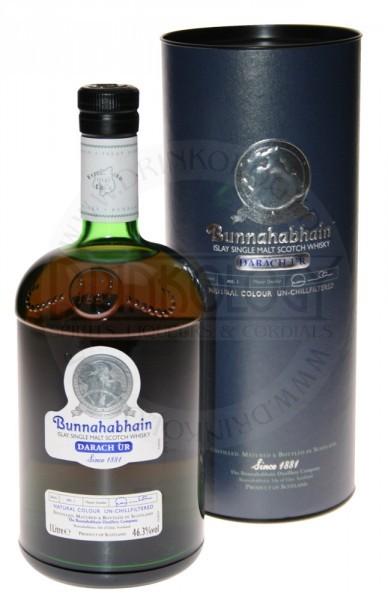 Bunnahabhain Single Malt Whisky Darach Ur, 1L, 46,3%