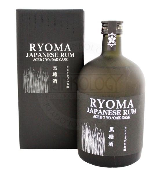 Ryoma Rum aus Japan 0,7L 40%