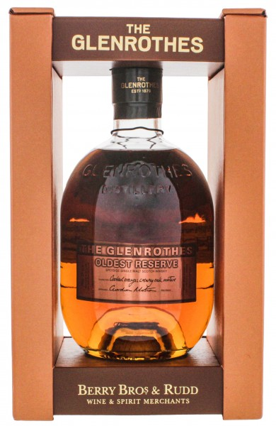 The Glenrothes Oldest Reserve 0,7L 43%