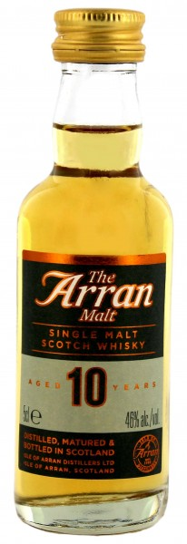 Arran Single Malt Whisky 10YO Mini