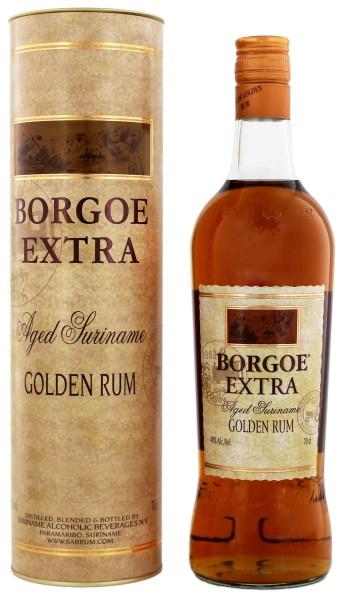 Borgoe Rum Extra 0,7L 40%
