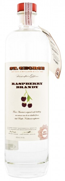 St. George Raspberry Brandy, 0,7L 40%