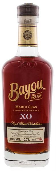 Bayou XO Mardi Gras Rum 0,7L 40%