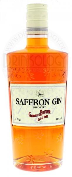 Boudier Saffron Gin 0,7L 40%