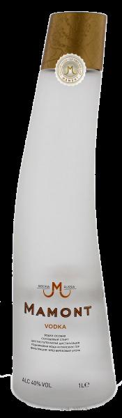 Mamont Vodka 1,0 L 40%