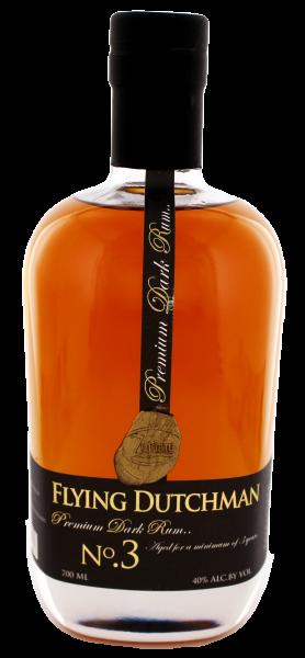 Zuidam Flying Dutchman Dark Rum, 0,7 L, 40%