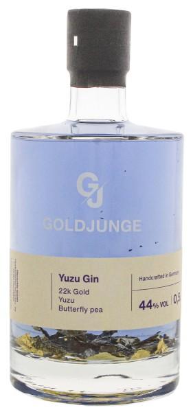 Goldjunge Yuzu Gin 0,5L 44%