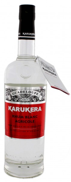 Karukera Rhum Blanc Agricole 0,7L 50%