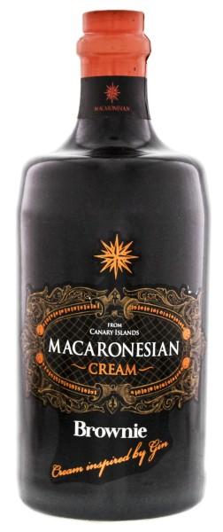 Macaronesian Cream Brownie Likör 0,7L 15,9%