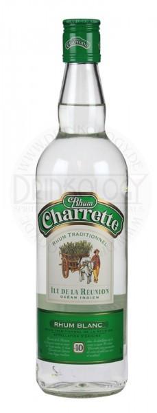 Charrette Rhum Traditional Blanc 0,7L 40%