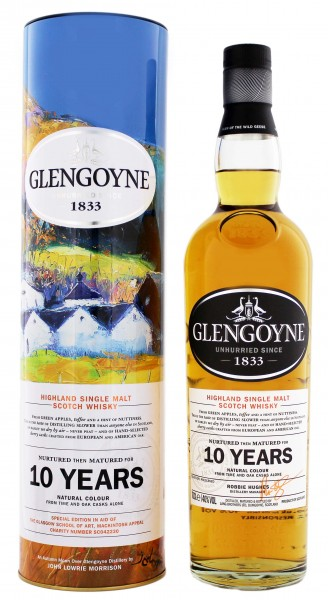 Glengoyne Single Malt Whisky 10 Jahre
