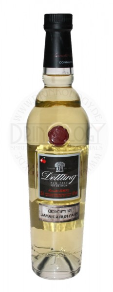 Dettling Eau de Vie Rum Finish, 0,35 L, 42%