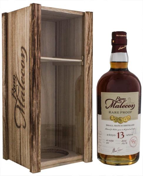 Malecon Rum Rare Proof 13 Jahre 0,7L 50,5%