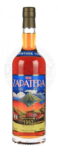 Zapatera Rum Reserva Especial Vintage 1992