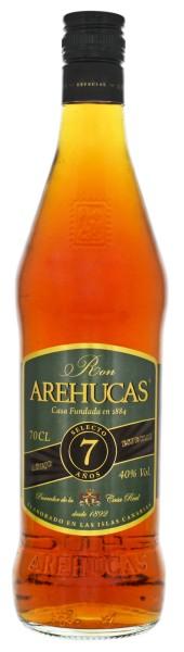 Arehucas Ron Club 7 Jahre, 0,7 L