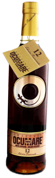 Ocumare Rum Anejo Especial 12 Years Old, 0,7 L, 40%