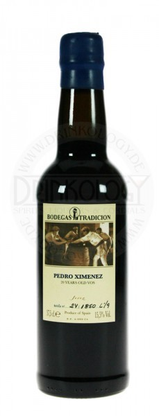 Tradicion Pedro Ximenez Sherry 20 Years Old