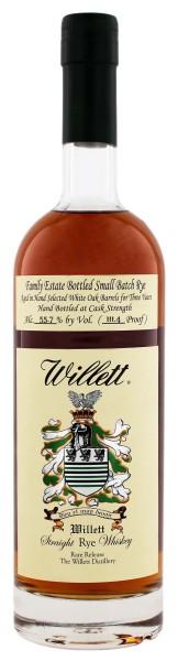 Willett Family Estate Rye Whiskey 3 Jahre 0,7L 55,7%