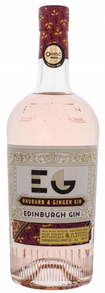 Edinburgh Rhubarb and Ginger Gin 1,0L 40%