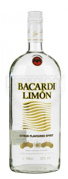 Bacardi Limon 1,0L 35%