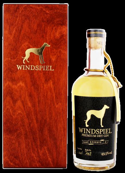 Windspiel Premium Dry Gin Reserve 0,5L 49,3%