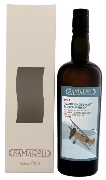Samaroli Isle of Jura Single Malt Whisky 2nd Release 1997