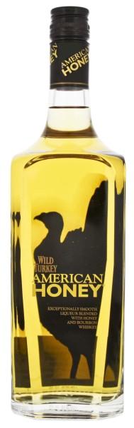 Wild Turkey American Honey 1,0L 35,5%
