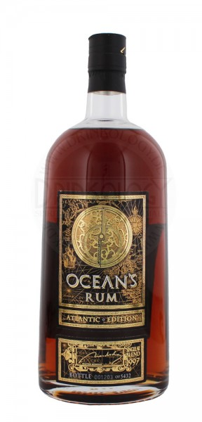 Ocean's Rum Atlantic Edition 1997 1,0L 43%