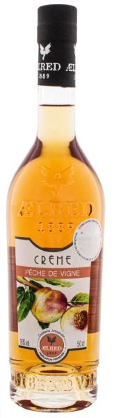 Aelred Liqueur 1889 Crème de Pêche de Vigne (Pfirsich) 0,5L 16%