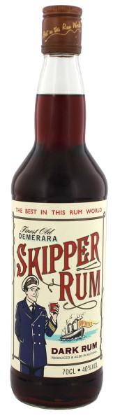 Skipper Demerara Rum 0,7L 40%