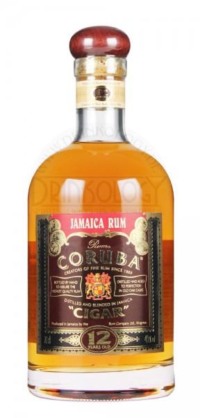 Coruba Cigar Rum 12 Years Old
