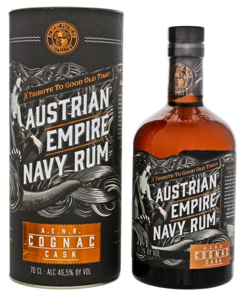 Austrian Empire Navy Rum Reserve Double Cask Cognac 0,7L 46,5%