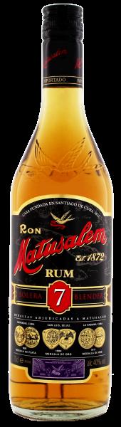 Matusalem Rum Solera 7 Jahre, 0,7 L, 40%