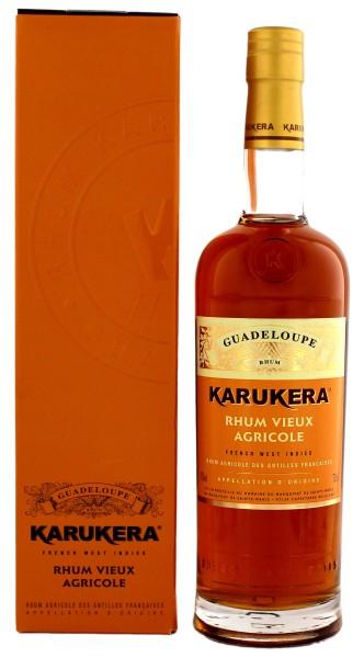 Karukera Rhum Vieux Agricole, 0,7 L, 42%
