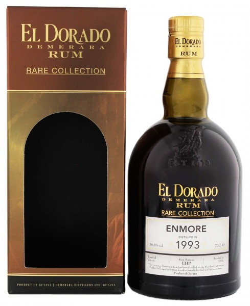 El Dorado Rum Rare Collection Enmore 1993/2015