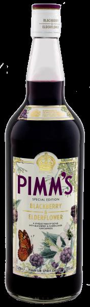 Pimm's Blackberry & Elderflower 1,0L 20%