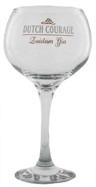 Zuidam Dutch Courage Gin Glas